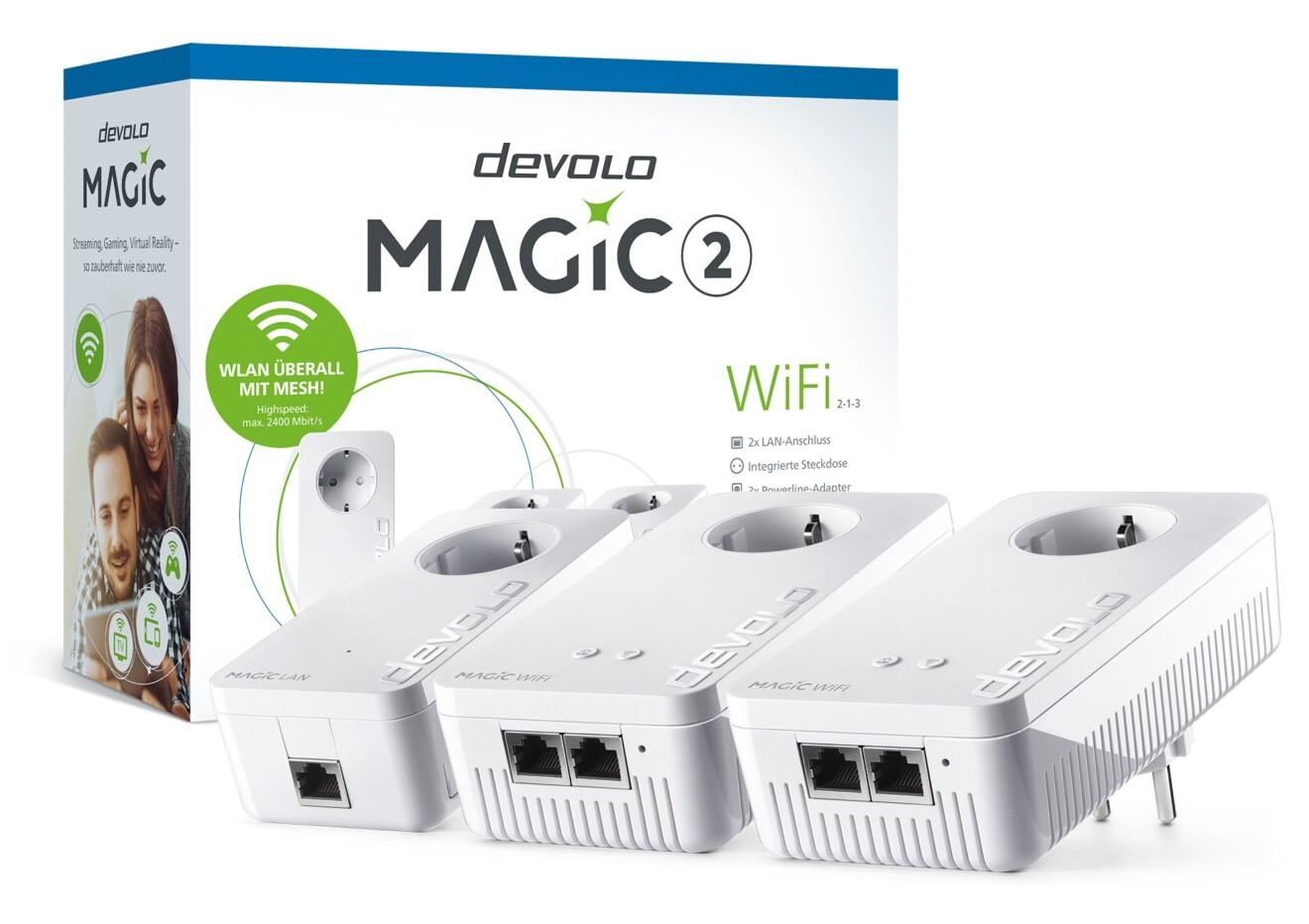 Produkttester gesucht: Teste mit devolo und EURONICS das Magic 2 WiFi Multiroom Kit