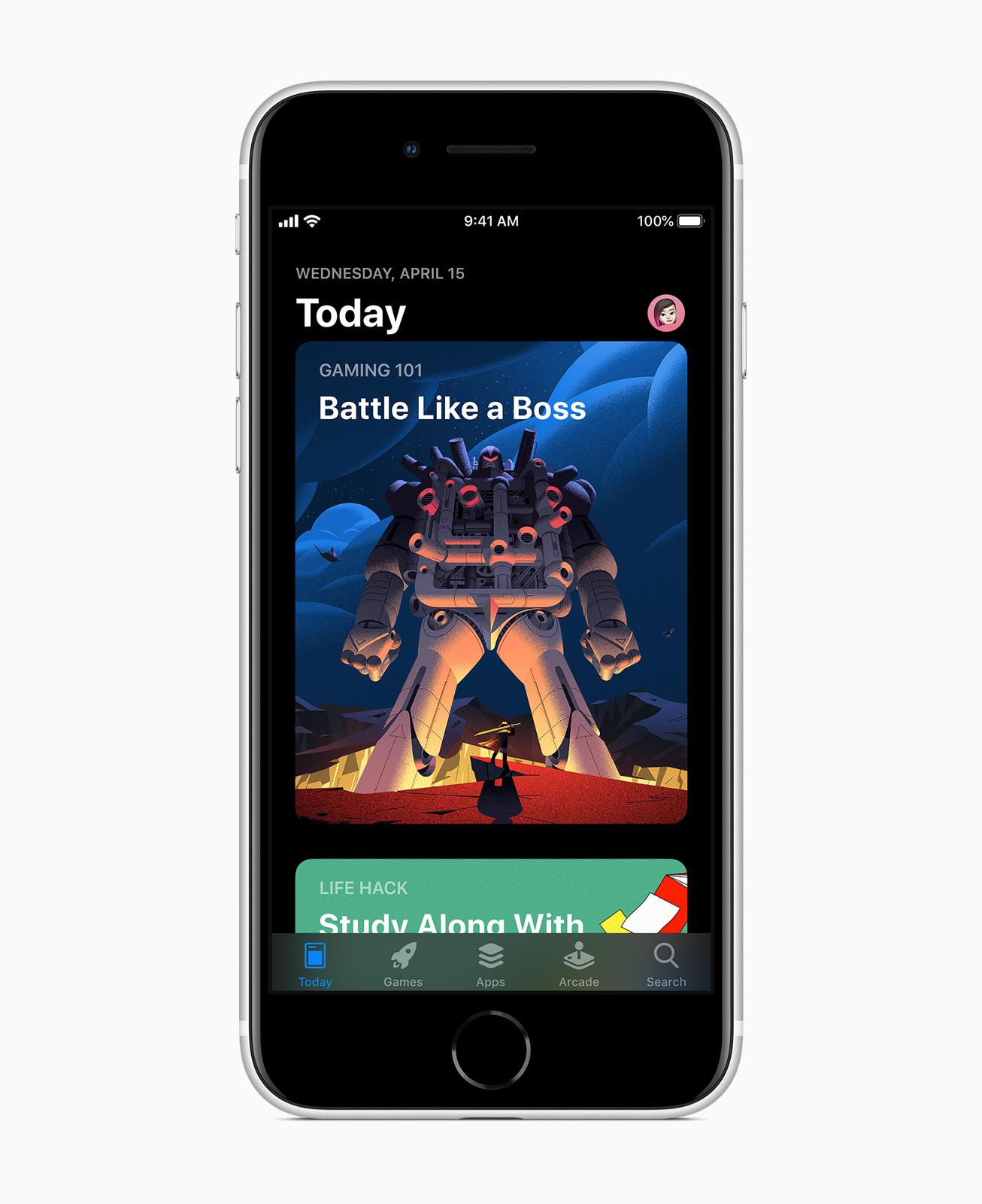 Spiele auf iOS
