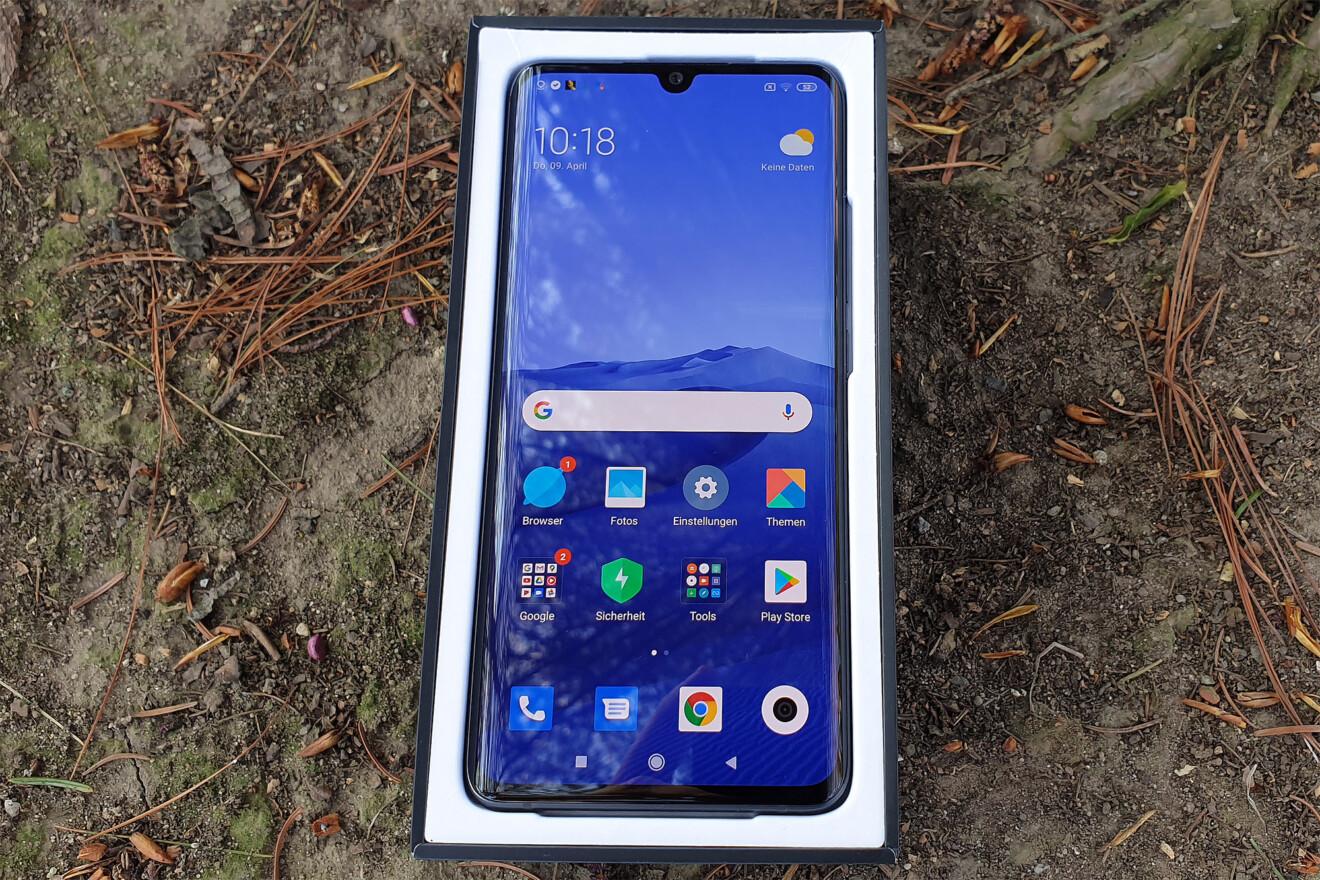 Xiaomi Mi Note 10 Pro im Test: Galaxy S20 zum Budgetpreis?
