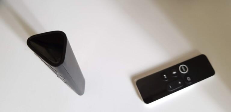 Die Menüs beider Geräte sind auf die Fernbedienungen abgestimmt. (Foto: Sven Wernicke)