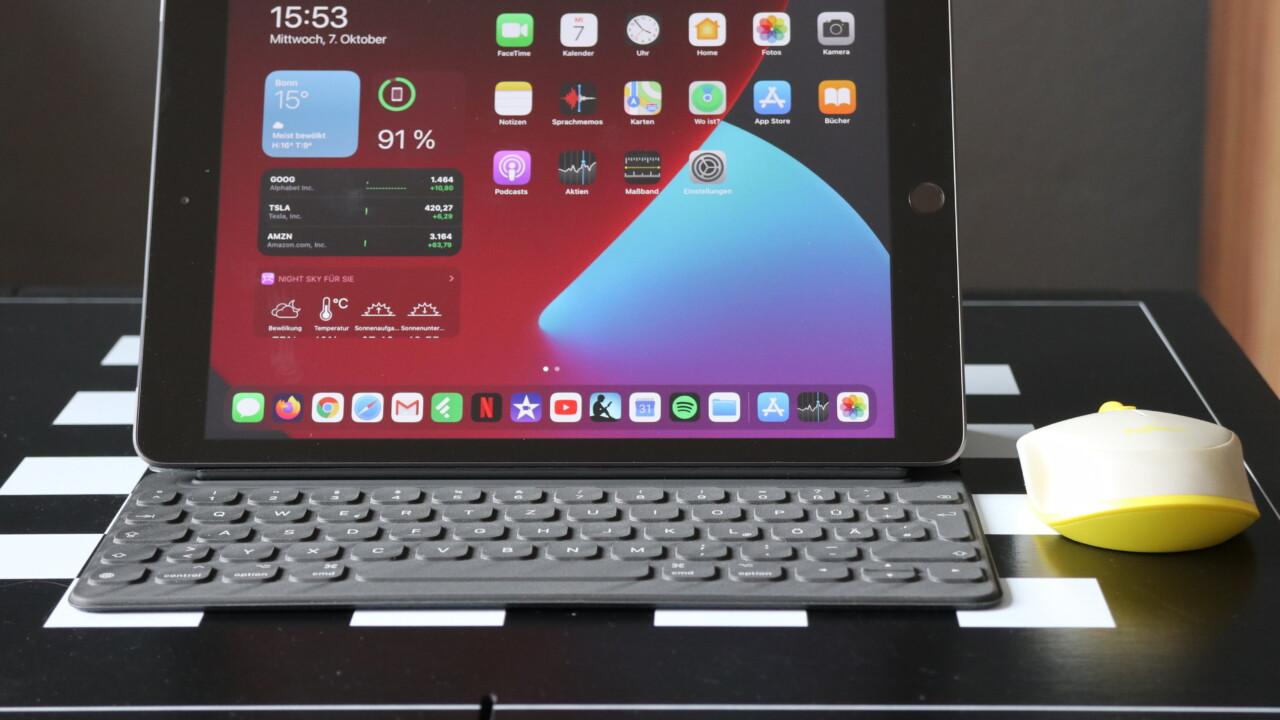 iPad als Notebook: Ein Selbstversuch