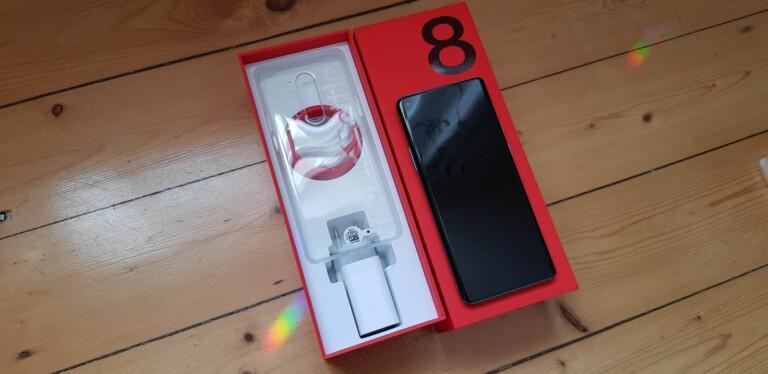 Das ist drin im OnePlus 8 Pro. (Foto: Sven Wernicke)