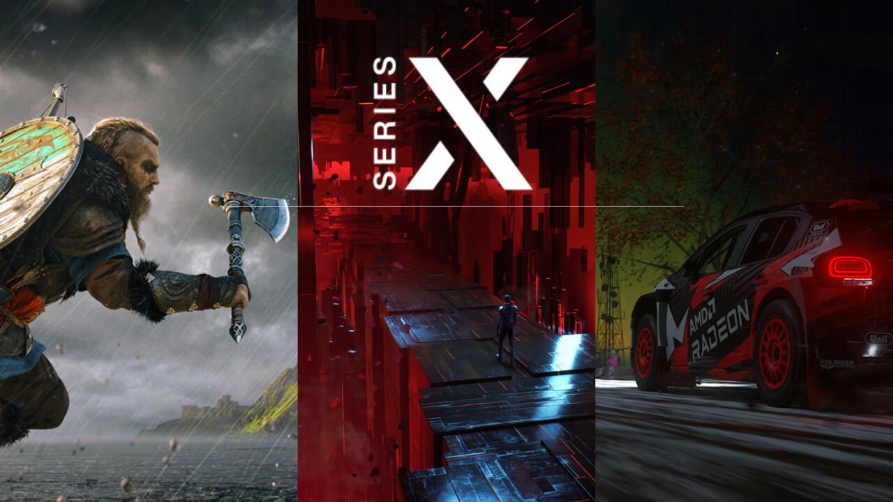 Xbox One Series X|S: Das sind die ersten Games