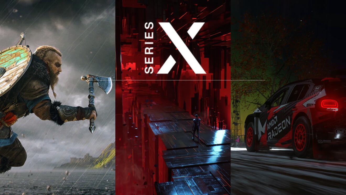 Xbox One Seriex X: Das sind die ersten Games