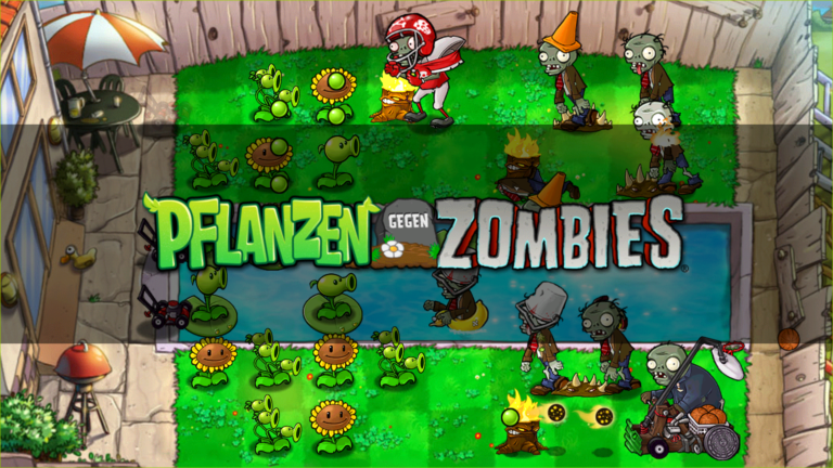 Auch viele Android-Spiele, wie hier: Plants vs. Zombies, funktionieren unter Chrome OS.