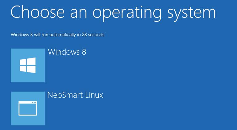 Dual-Boot von Windows und Linux