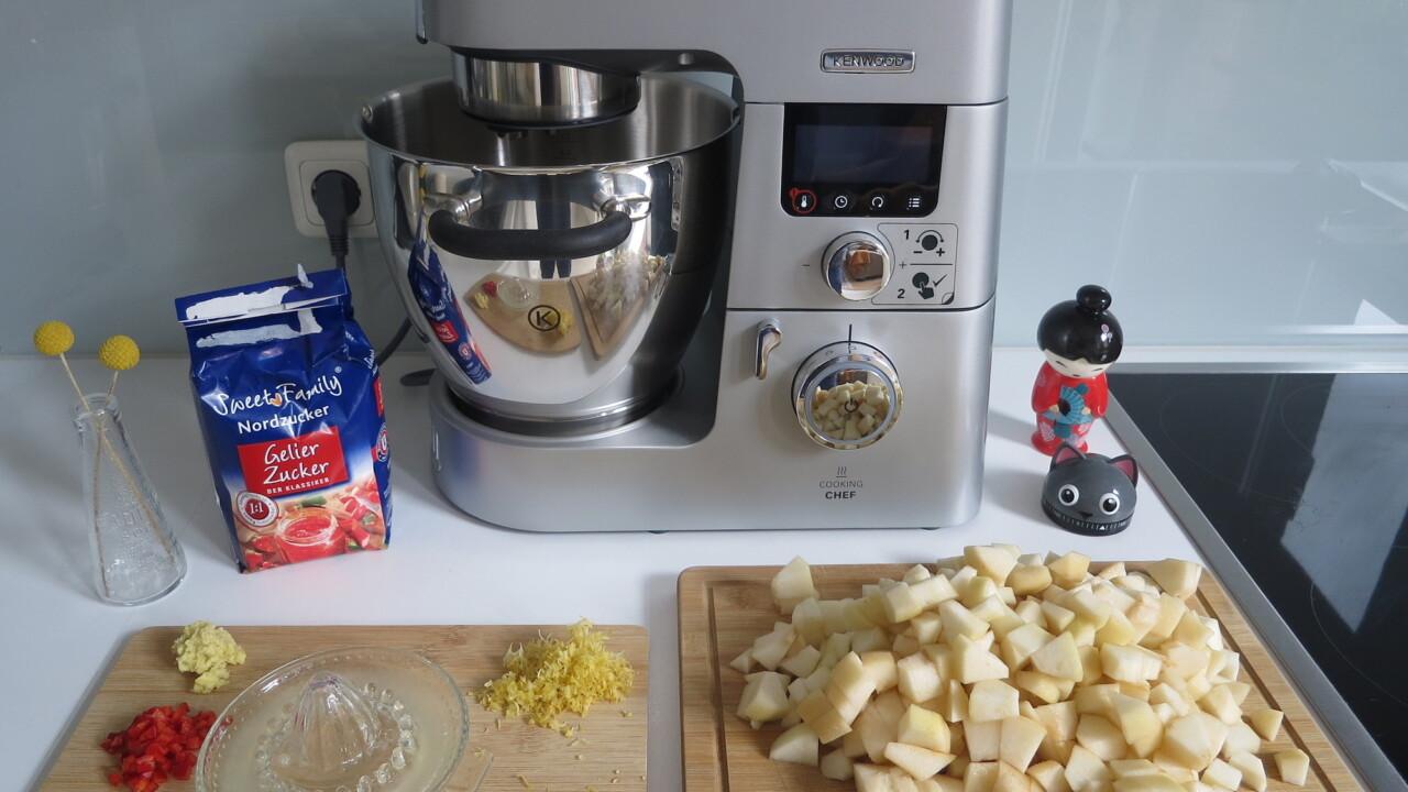 [Aktion beendet] EURONICS verlost zweimal die Kenwood Cooking Chef Gourmet