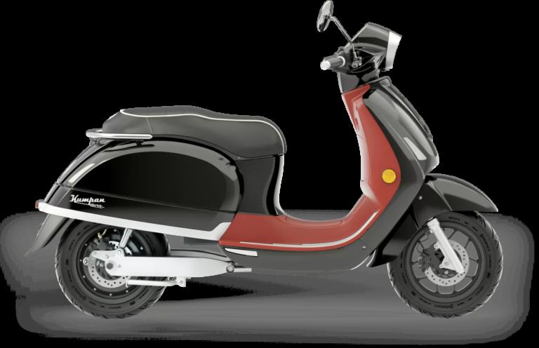 Einer der Nachfolger: Kumpan 54 Iconic