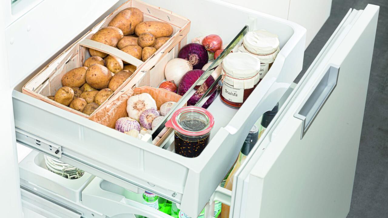 Kühlschrank mit Kellerfach: Ideal für Kartoffeln und Bier