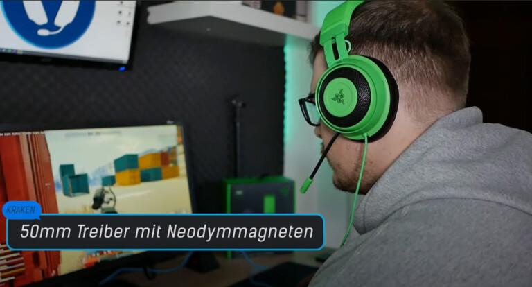 Razer-Kraken-Neodymmagnet