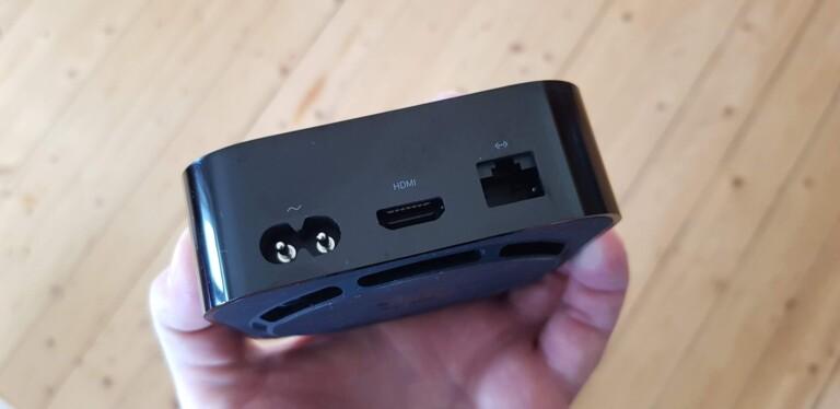 Übrigens: USB-Controller könnt ihr nicht anschließen. (Foto: Sven Wernicke)