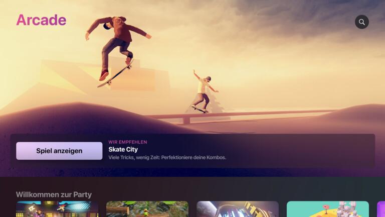 Empfehlung: Probiert Apple TV aus. (Foto: Apple)