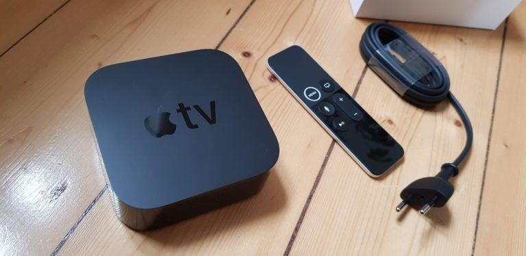 Apple TV ist ein gelungener Streaming-Player, mit dem ihr auch zocken könnt. (Foto: Sven Wernicke)
