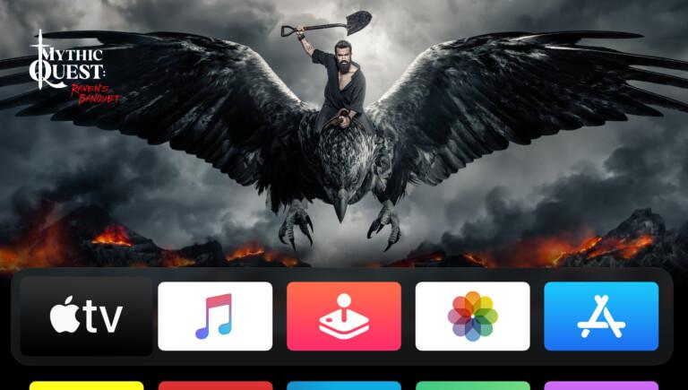 Mehr Möglichkeiten - mit Apps für Apple TV. (Foto: Apple)