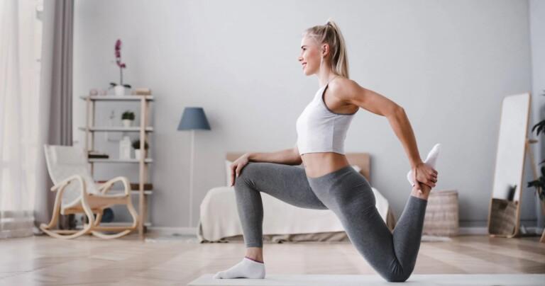 Apps wie Gymondo erleichtern das Fitness-Training vor dem TV. (Foto: Gymondo)