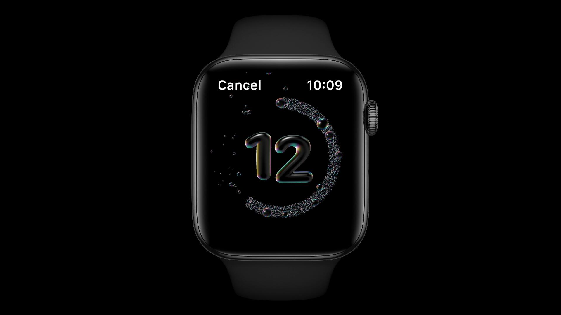 Apple WWDC 2020 Apple Watch