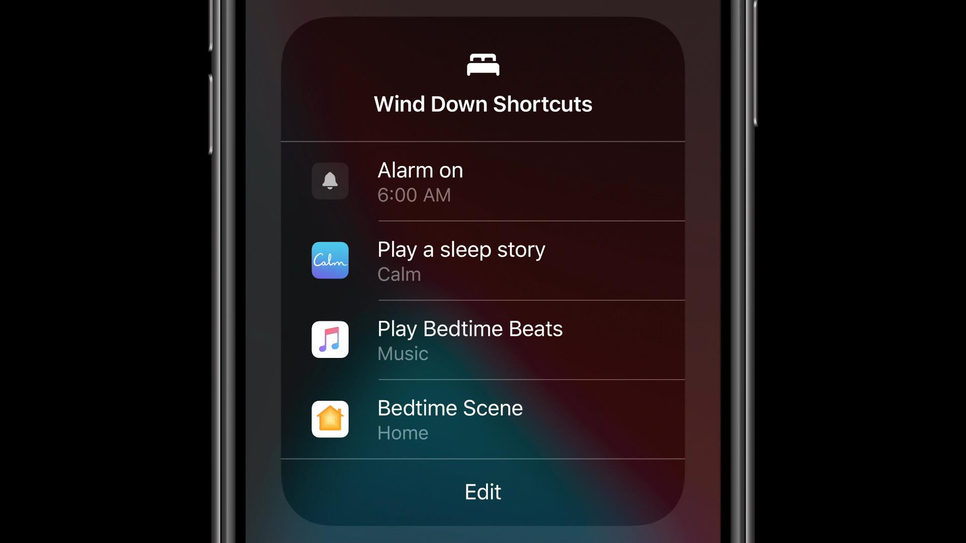 Apple WWDC 2020 - Apple Watch Schlummermodus