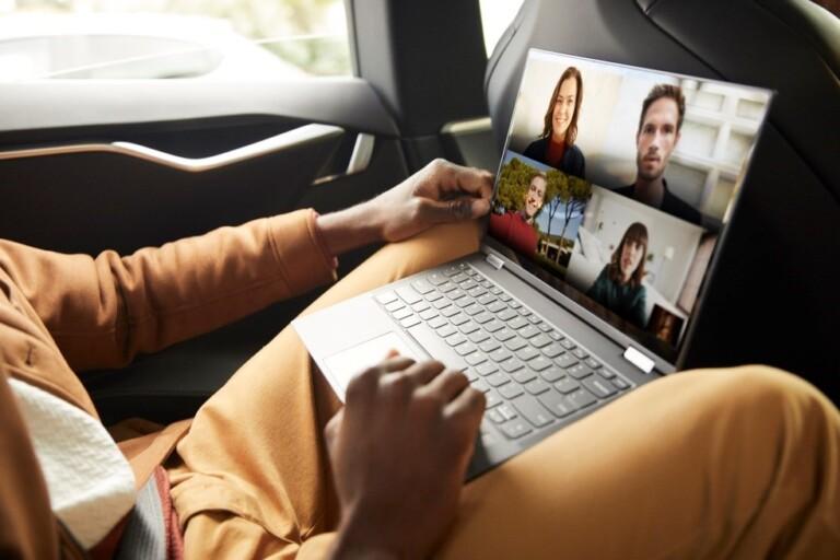 Notebooks mit 5G wie das Lenovo Flex 5G