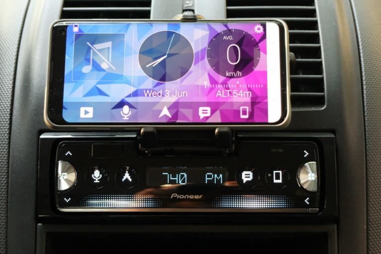 Pioneer SPH 10 Test: Autoradio mit Smartphone