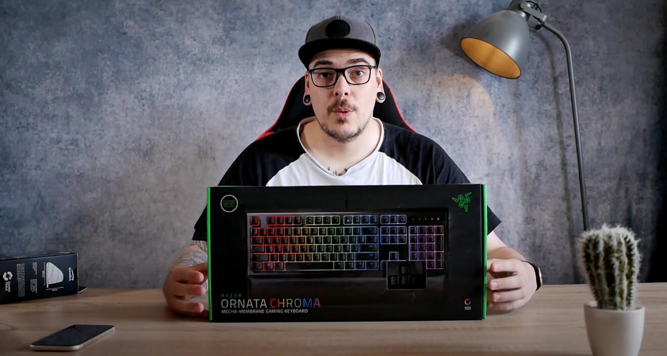 Razer Ornata Chroma: Was kann die Hybrid-Tastatur?