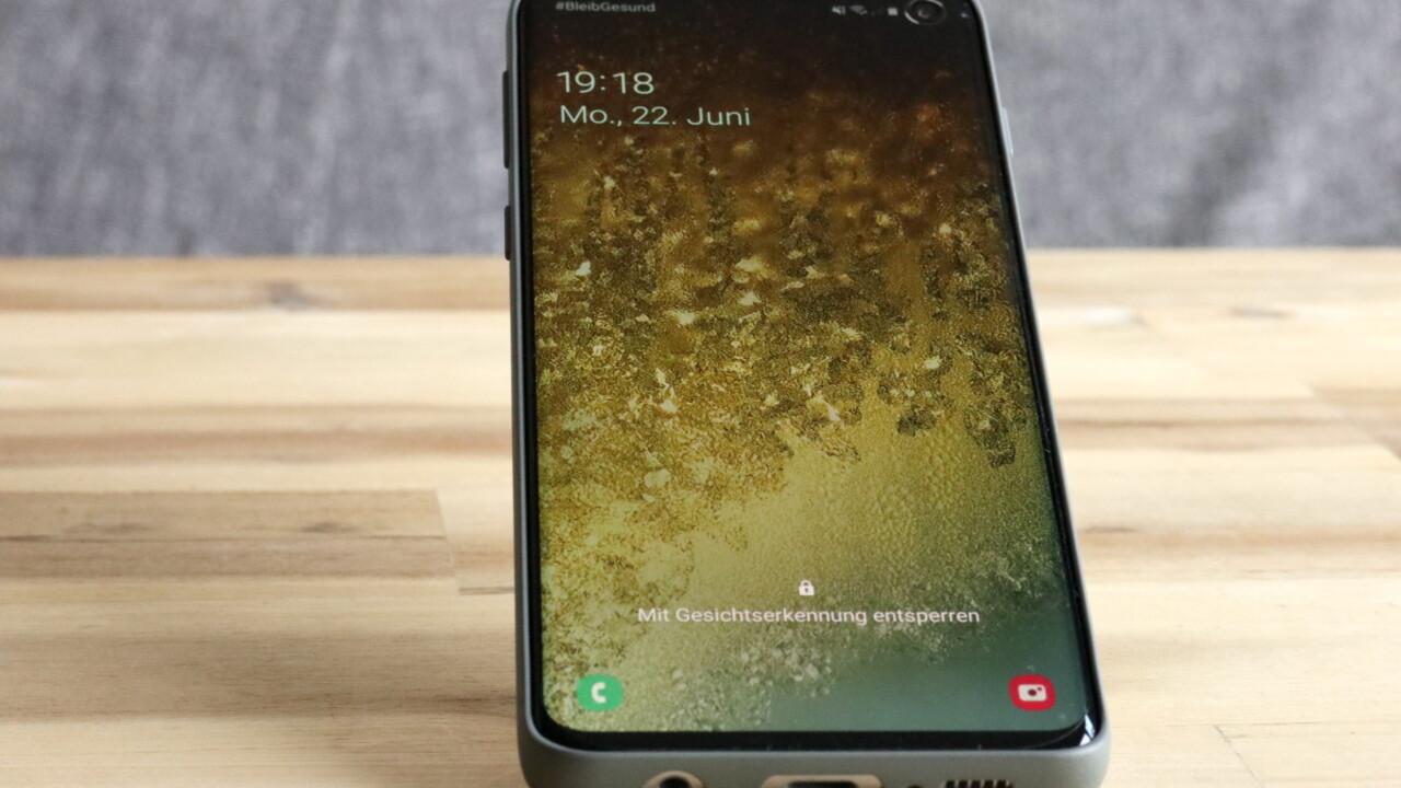 Sorry, Samsung: Mein Galaxy S10 gebe ich nicht mehr her