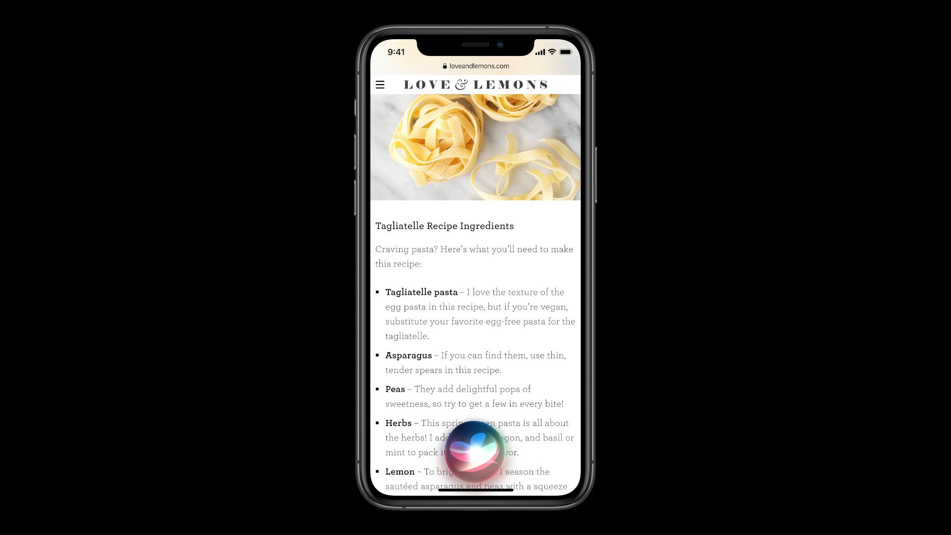 Apple WWDC 2020 Siri