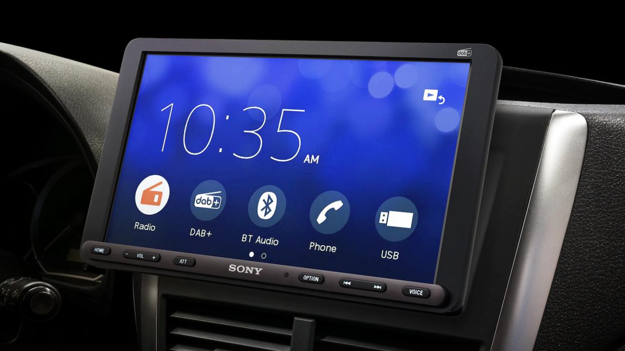 Autoradios mit Touchscreen-Display: Diese Hersteller bringen Entertainment ins Auto