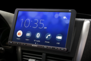 Sony Autoradio mit Touchscreen