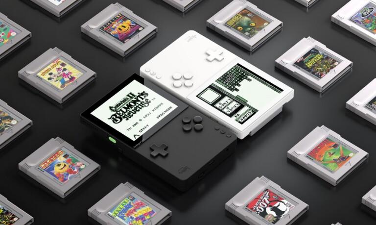 Sieht Analogue Pocket nicht schick aus? Das könnte ein spannender Retro-Handheld werden. (Foto: Analogue)