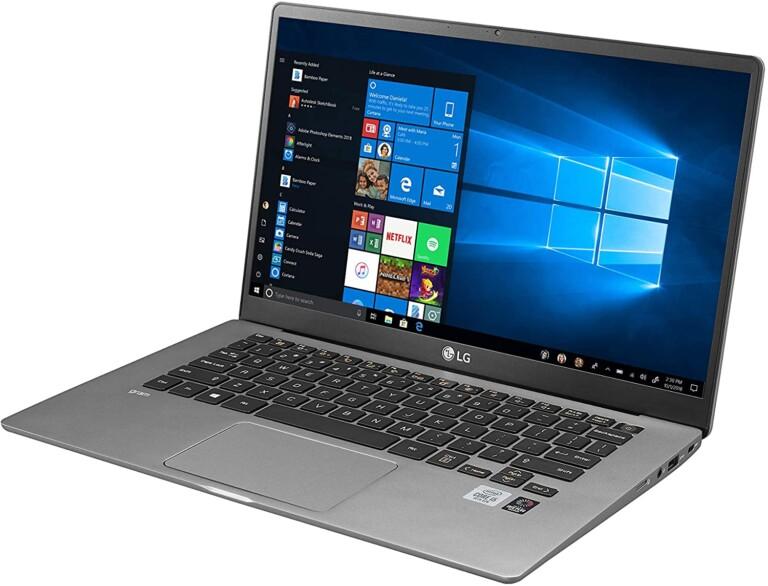 Große Laptops mit wenig Gewicht - LG hat mit LG Gram etwas parat. (Foto: LG)