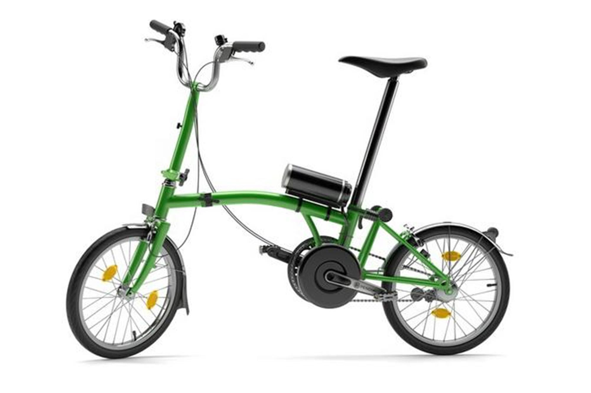 Fahrrad zum E-Bike machen