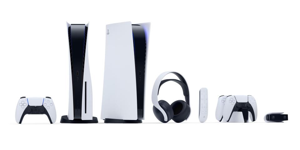PlayStation 5 und Zubehör