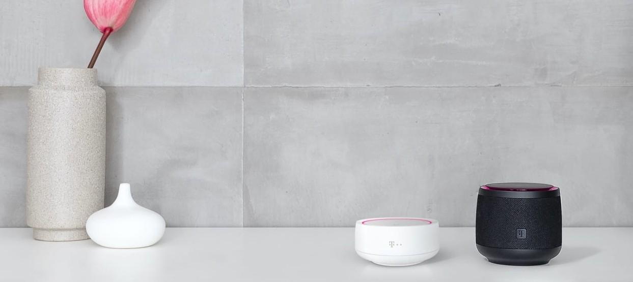Telekom Smart Speaker: Hallo Magenta, hallo Alexa