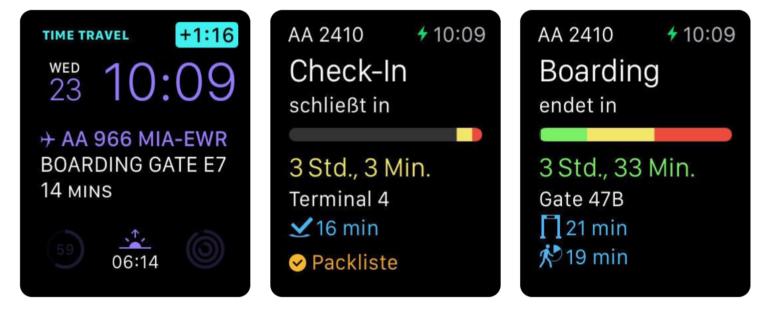 """Flugbegleiter"" App in the Air"