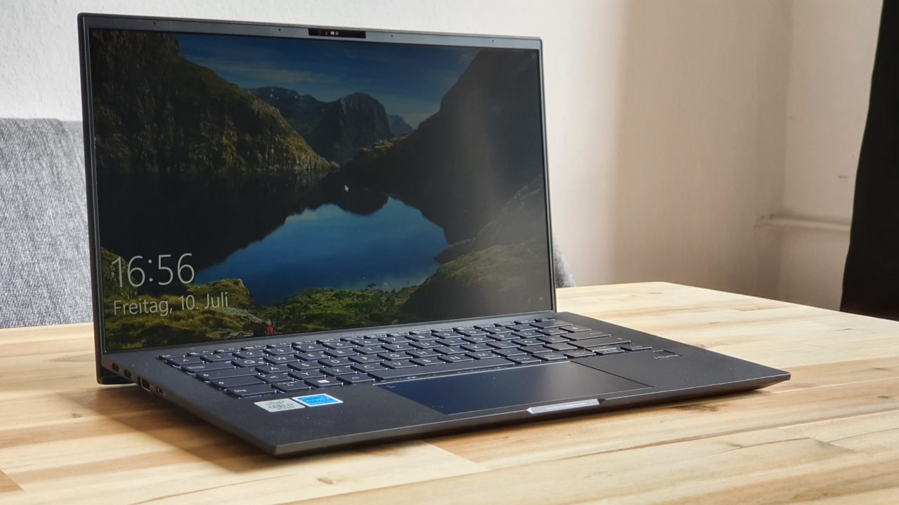 Asus ExpertBook B9 im Test: Business as unusual