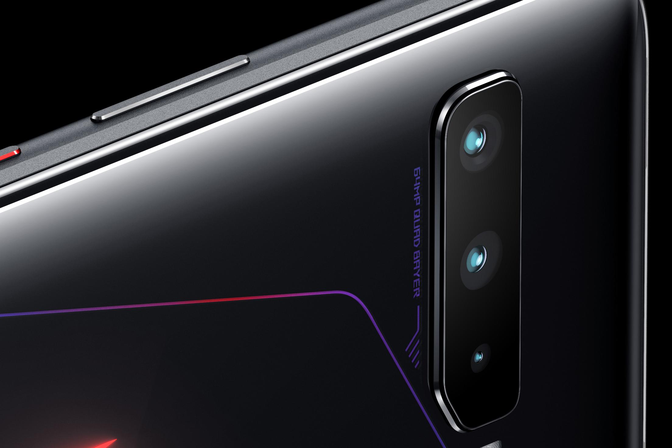 Kameras des Asus ROG Phone 3