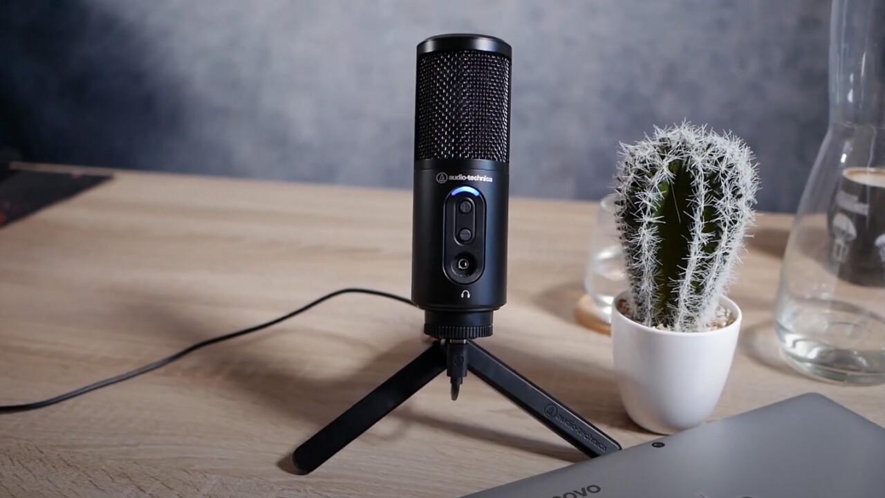 Audio Technica ATR2500X USB-Mikrofon: kompakt und wertig