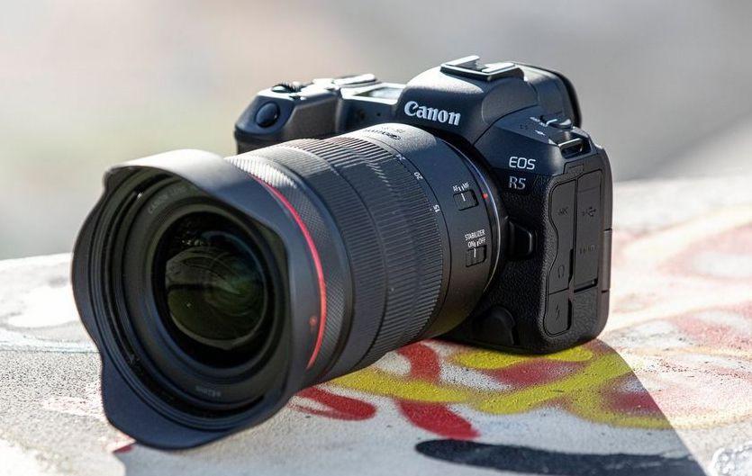 Canon EOS R5 und R6: Neue Spiegellose für Profis