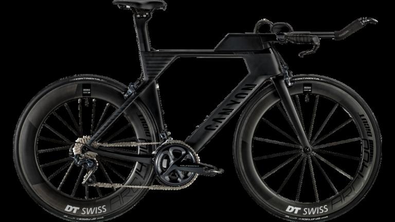 Premium-Sportfahrrad Canyon Speedmax CF 8.0 SL
