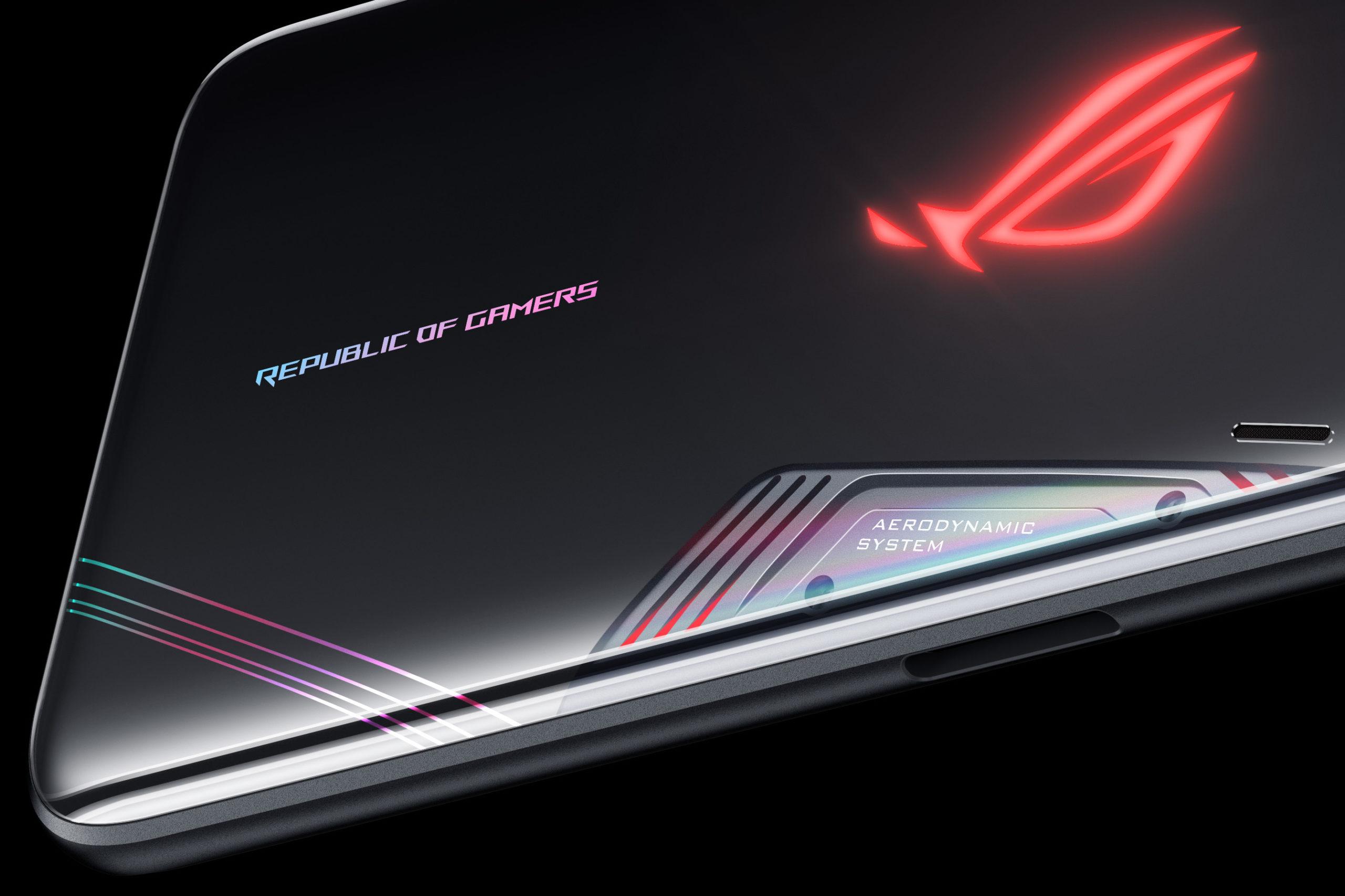 Details des Asus ROG Phone 3