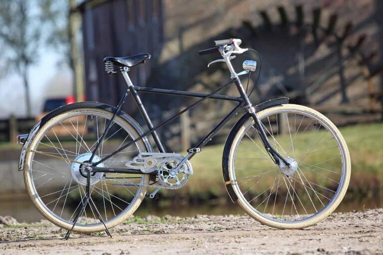 Dutch World Bike mit Zehus