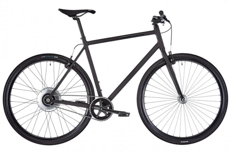 Minimalistisches E-Bike von Fixie