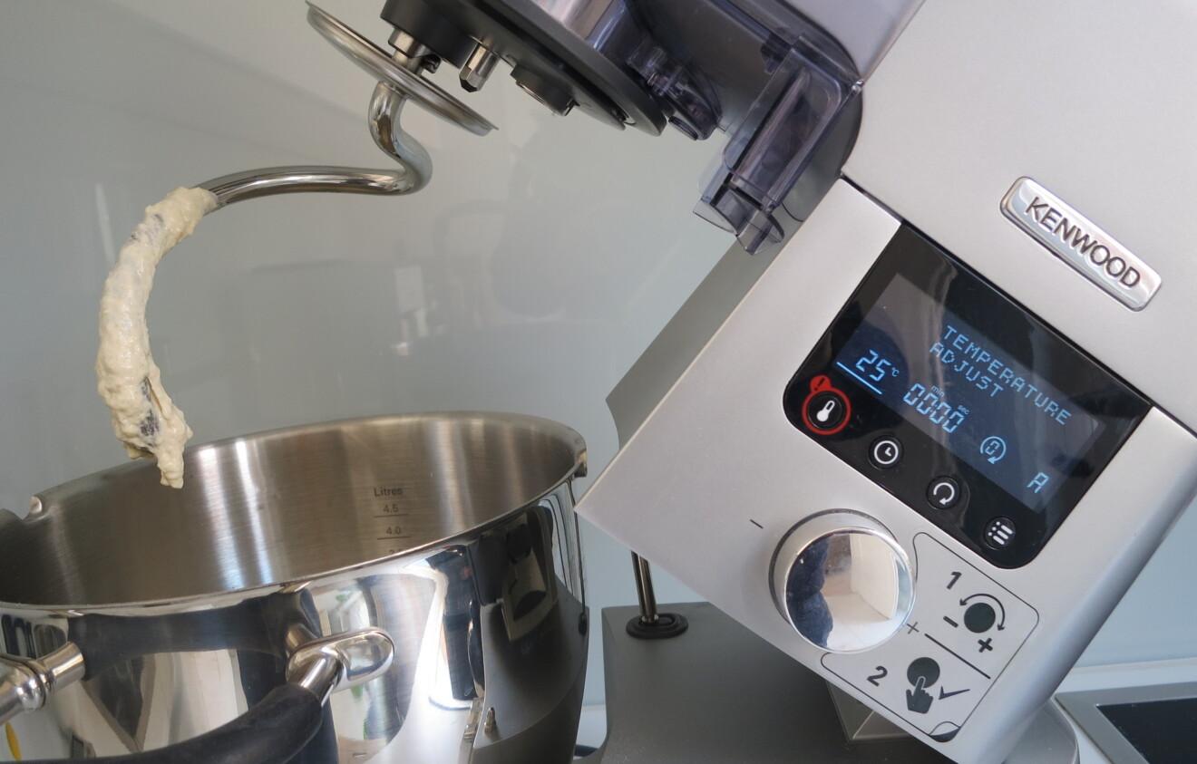 Kenwood Cooking Chef Gourmet mit Temperaturanzeige