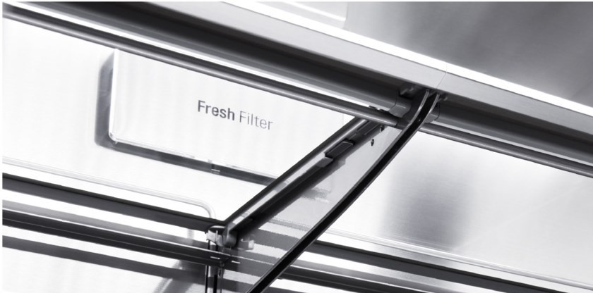 LG-Kühlschrank mit Fresh Filter