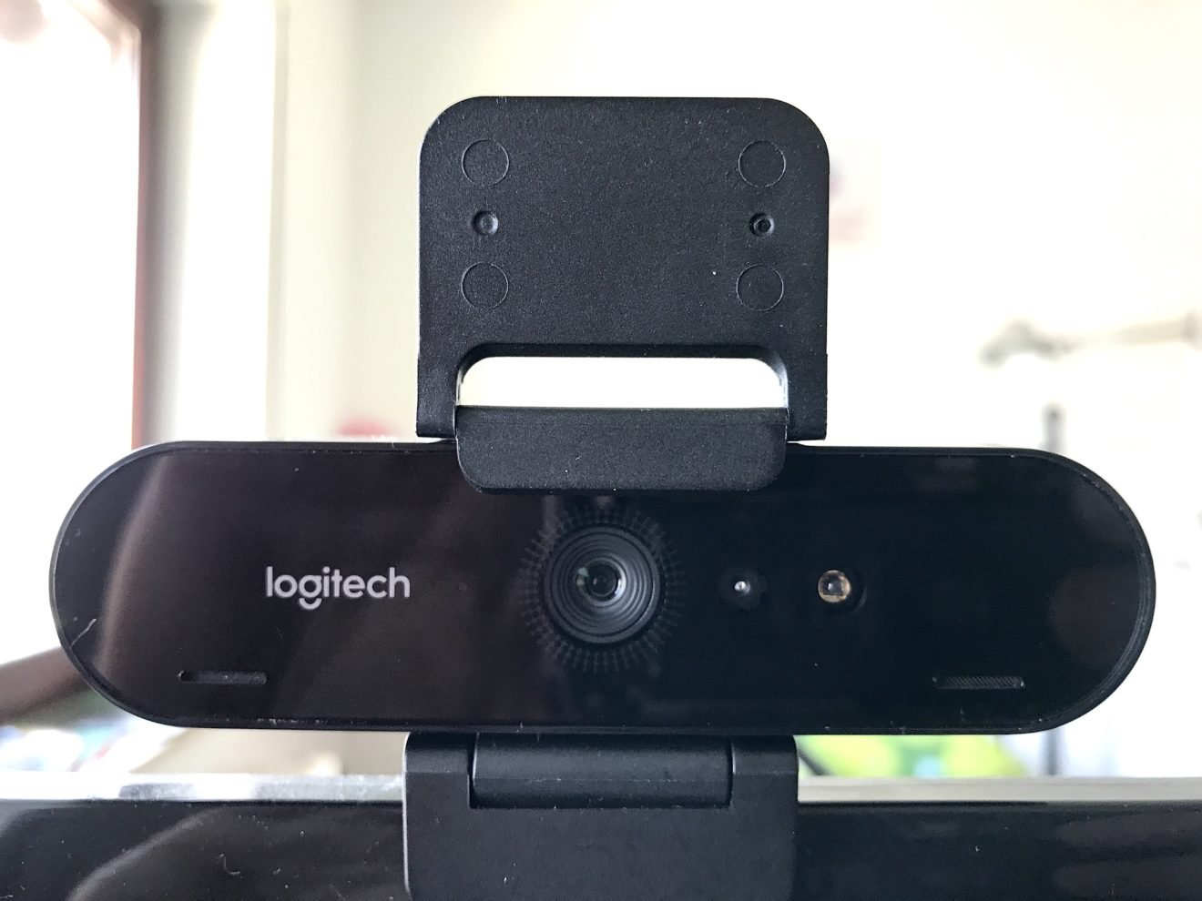 Logitech Brio Ultra HD Pro Webcam ausprobiert