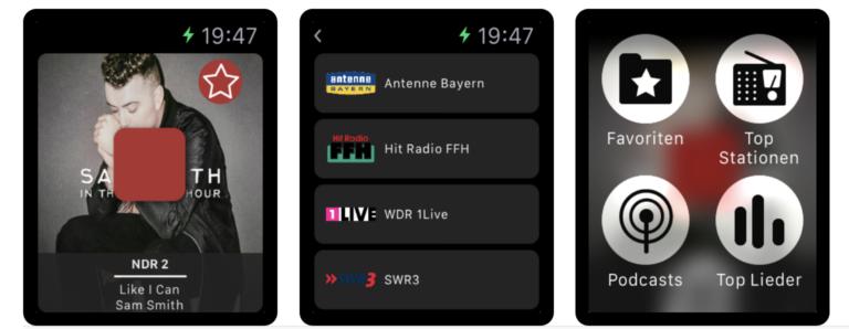 Radio-App myTuner Radio