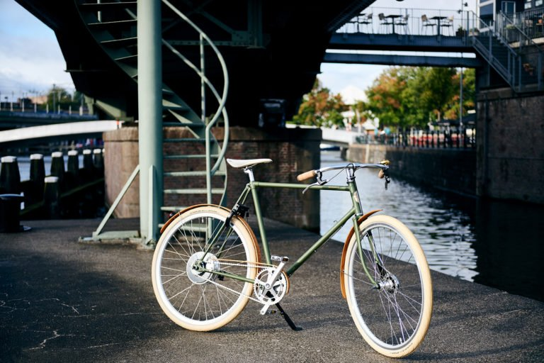 Roetz: Cooles E-Bike mit Zehus