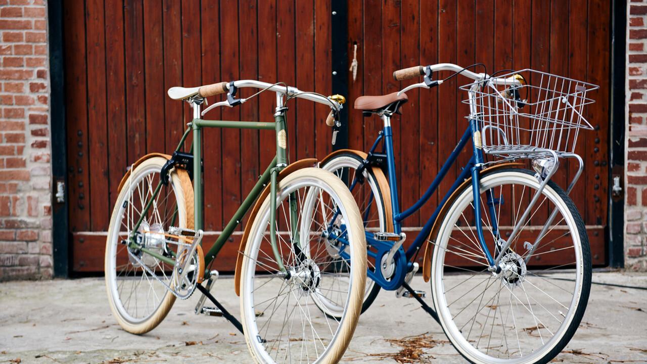 """Coole E-Bikes mit Zehus """"Bike All in One"""""""