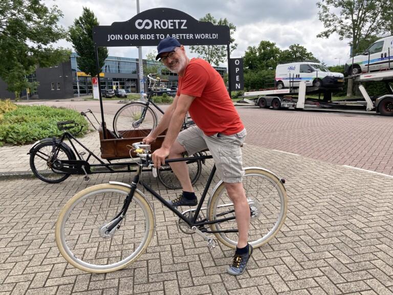 Coole E-Bike mit Zehus - Ein Besuch bei Roetz Bikes