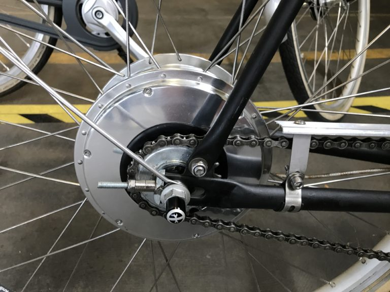 Zehus an Roetz-Bike